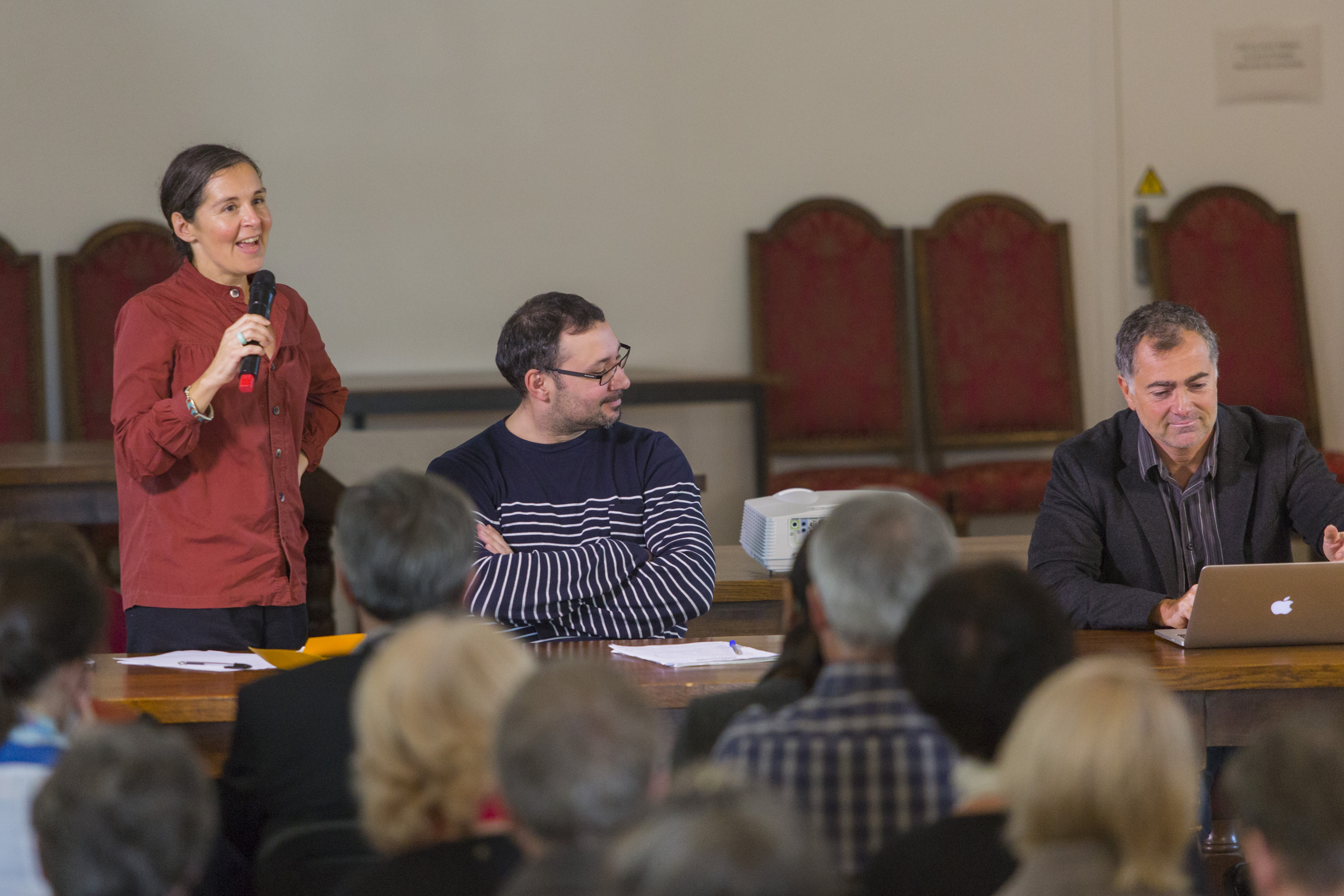 Conférence de Pascal Taranto dimanche 8 novembre 2015