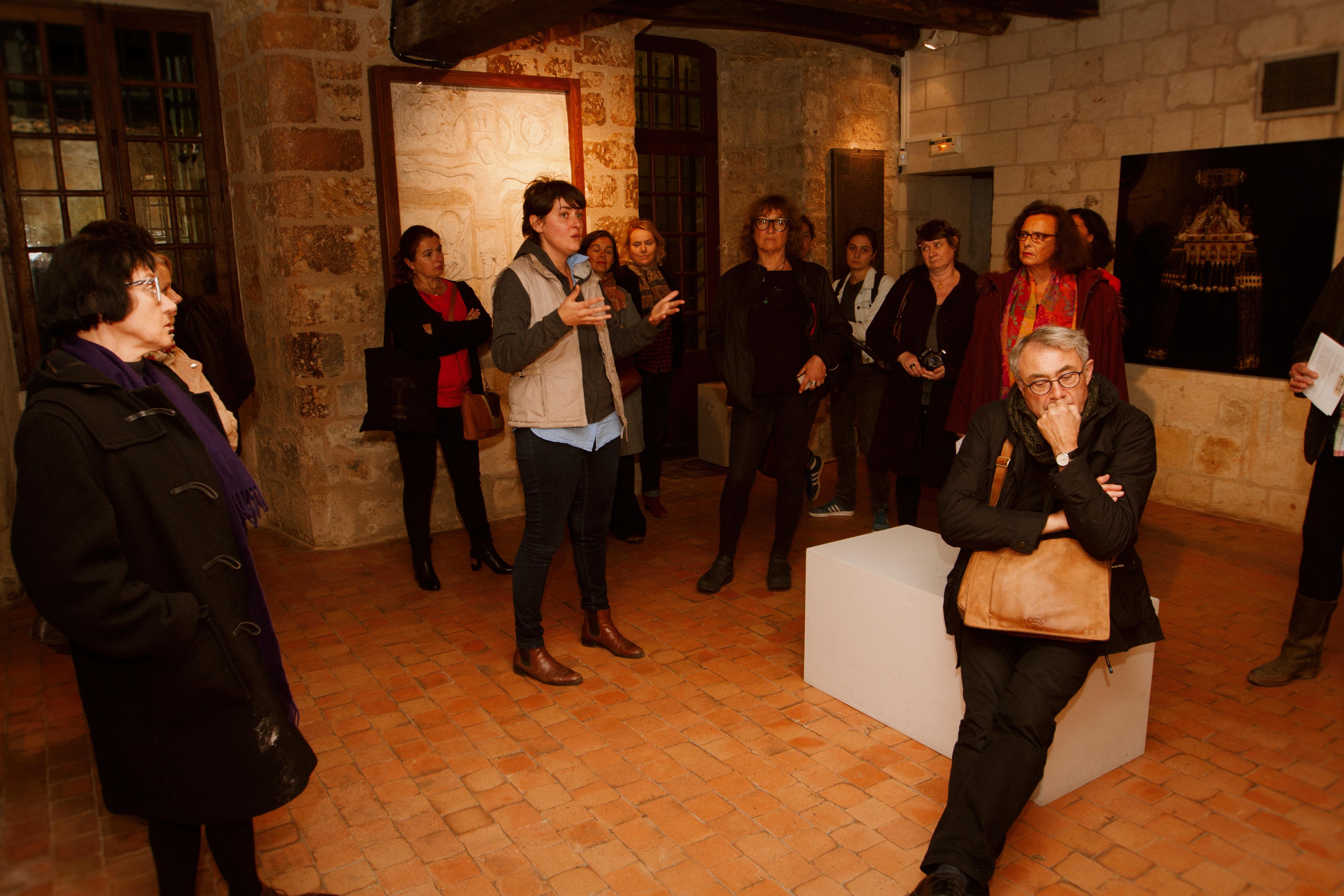 """Jeudi 3 novembre - Visite de l'exposition """"Les Invendus"""" au musée le Carroi par Cindy Daguenet"""